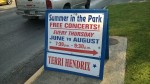 Photos and videos: Summer in the Park – Terri Hendrix Band with Lloyd Maines